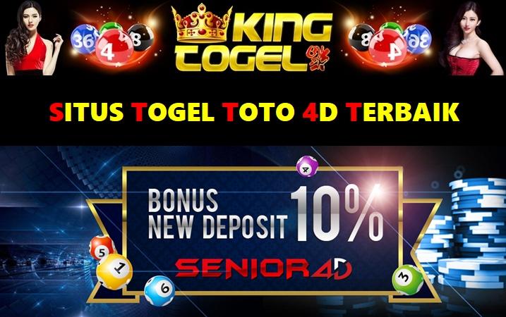 Senior4D Situs Togel Toto 4D Terbaik
