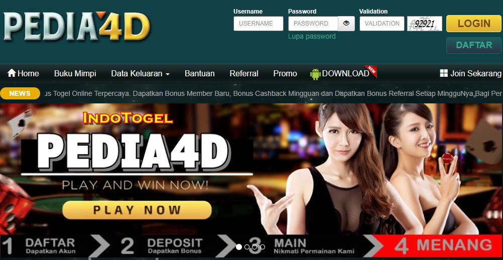IndoTogel Situs Togel Terpercaya