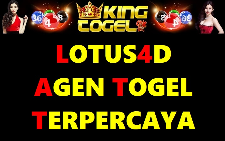 Lotus4D Agen Togel Terpercaya