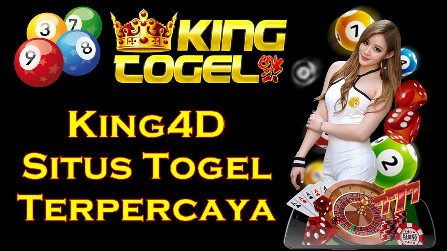 King4D Situs Togel Terpercaya