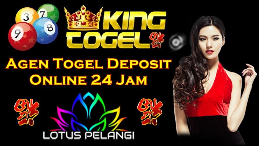 Agen Togel Deposit Online 24 Jam