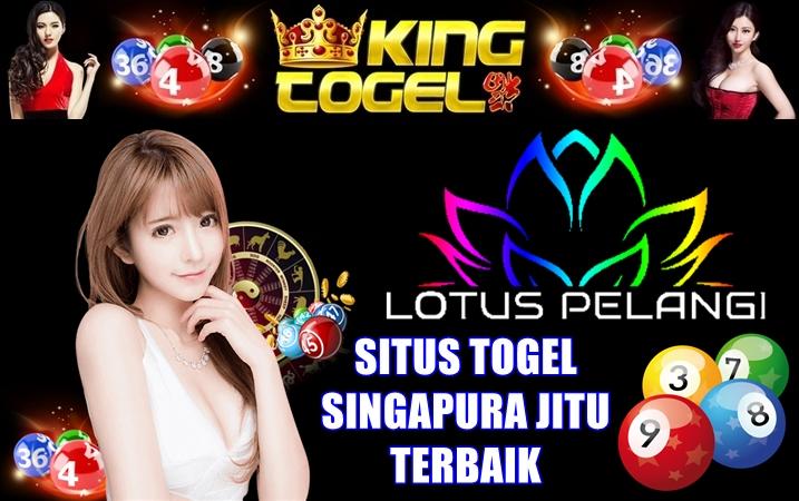 Situs Togel Singapura Jitu Terbaik