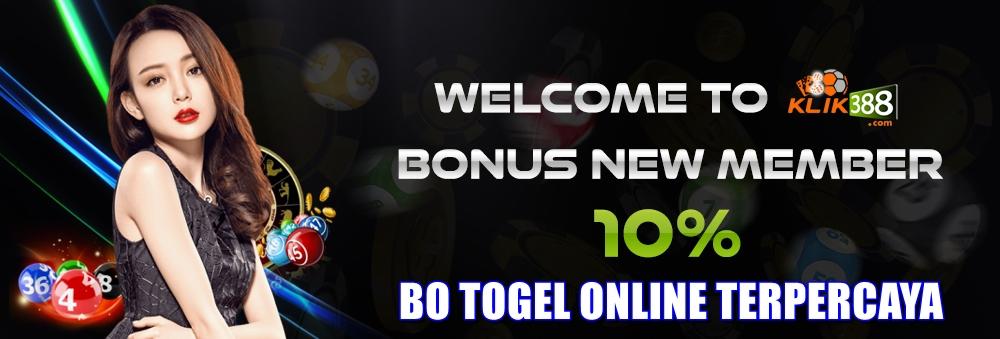 BO Togel Online Terpercaya